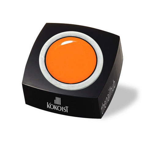 Kokoist Color Gel - Mango Orange E-10 - The Nail Hub