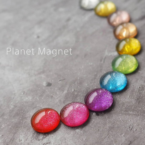 Kokoist Color Gel - Planet 5D Magnetic Collection (pre-order) - The Nail Hub