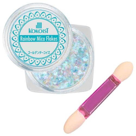 Kokoist Rainbow Mica Flakes - The Nail Hub