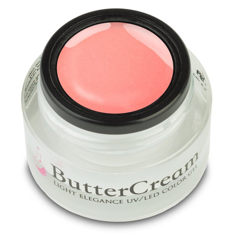 Light Elegance Buttercream - Confident Coral - The Nail Hub