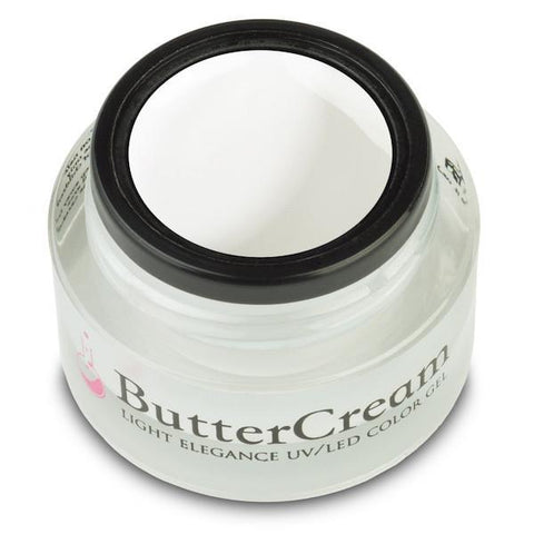 Light Elegance Buttercream - Just White - The Nail Hub