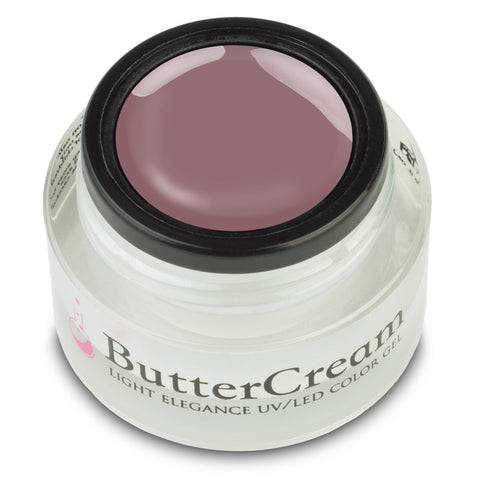 Light Elegance Buttercream - Mantra Mauve - The Nail Hub