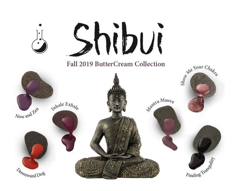 Light Elegance Buttercream - Shibui Collection - The Nail Hub