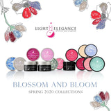 Light Elegance Color Gel - Blossom & Bloom Collection - The Nail Hub