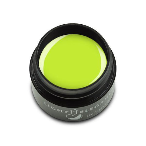 Light Elegance Gel Paint - Neon Green - The Nail Hub