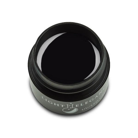 Light Elegance Gel Paint - Primary Black - The Nail Hub