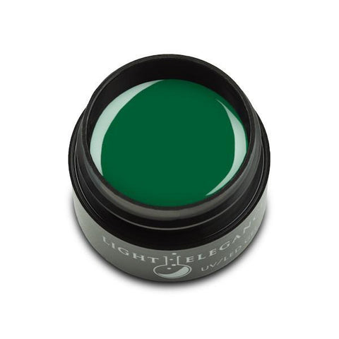 Light Elegance Gel Paint - Primary Green - The Nail Hub