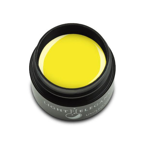 Light Elegance Gel Paint - Primary Yellow - The Nail Hub