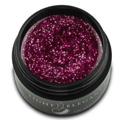 Light Elegance Glitter Gel - Hanky Panky - The Nail Hub