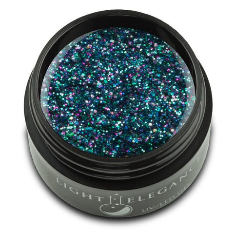 Light Elegance Glitter Gel - Mermaid - The Nail Hub