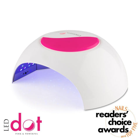 Light Elegance - LEDdot UV/LED Hybrid Lamp - The Nail Hub