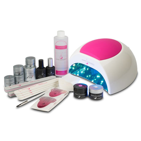 Light Elegance Lexy Line Gel - Pro Product Pack - The Nail Hub