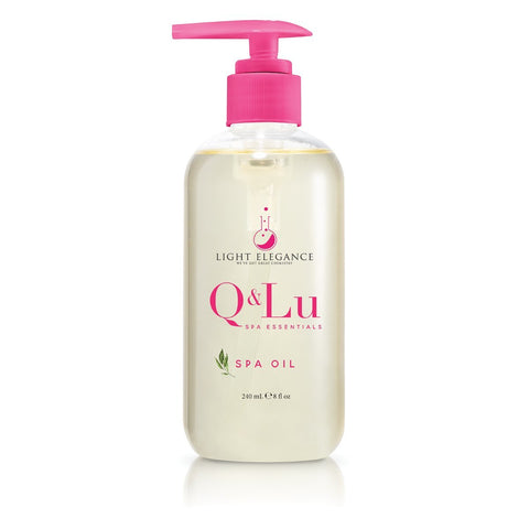 Light Elegance Q&Lu - Spa Oil - The Nail Hub