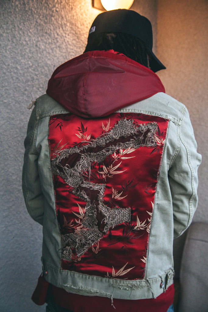 "Champloo Demin Jacket #2 ""Second Harvest"""