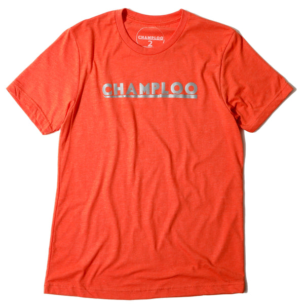 Champloo Tee Sunset Panel #6 -Mandarine-