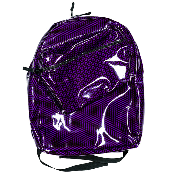 "CHAMPLOO ""4018/Purple Rain"" Backpack #3"