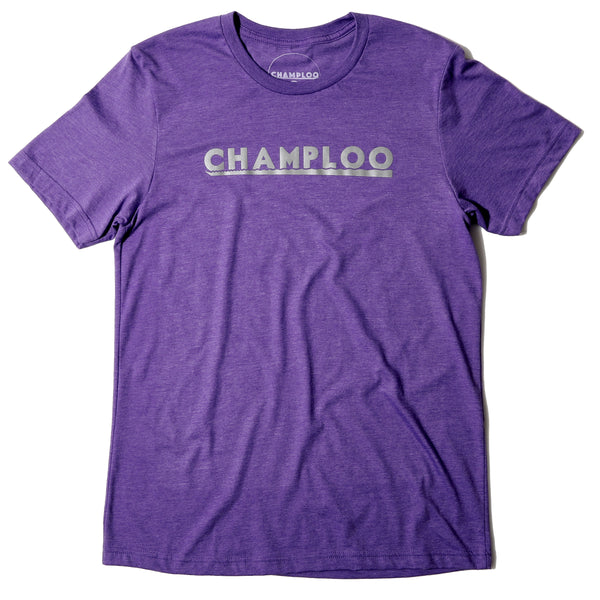 Champloo Tee Sunset Panel #2 -Lavender-
