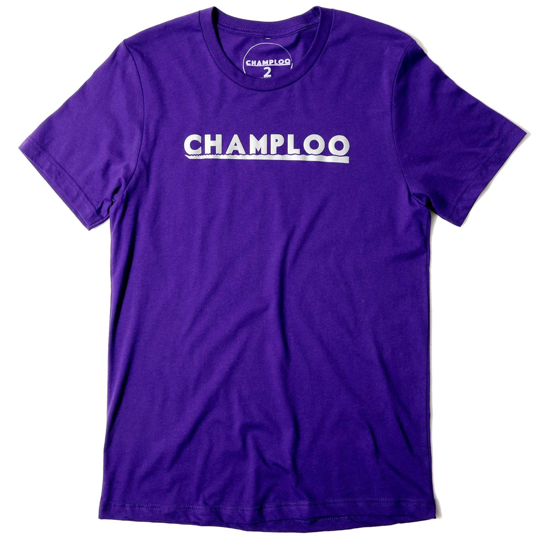 Champloo Tee Sunset Panel #1 -Violet-