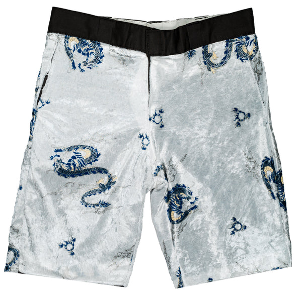 "CHAMPLOO ""White Thunder"" Trouser Short"