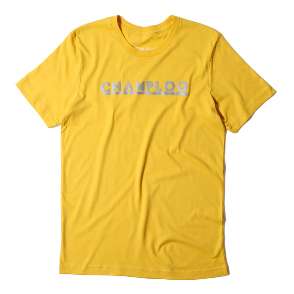 Champloo Tee Sunset Panel #7 -Magnificent Yellow-