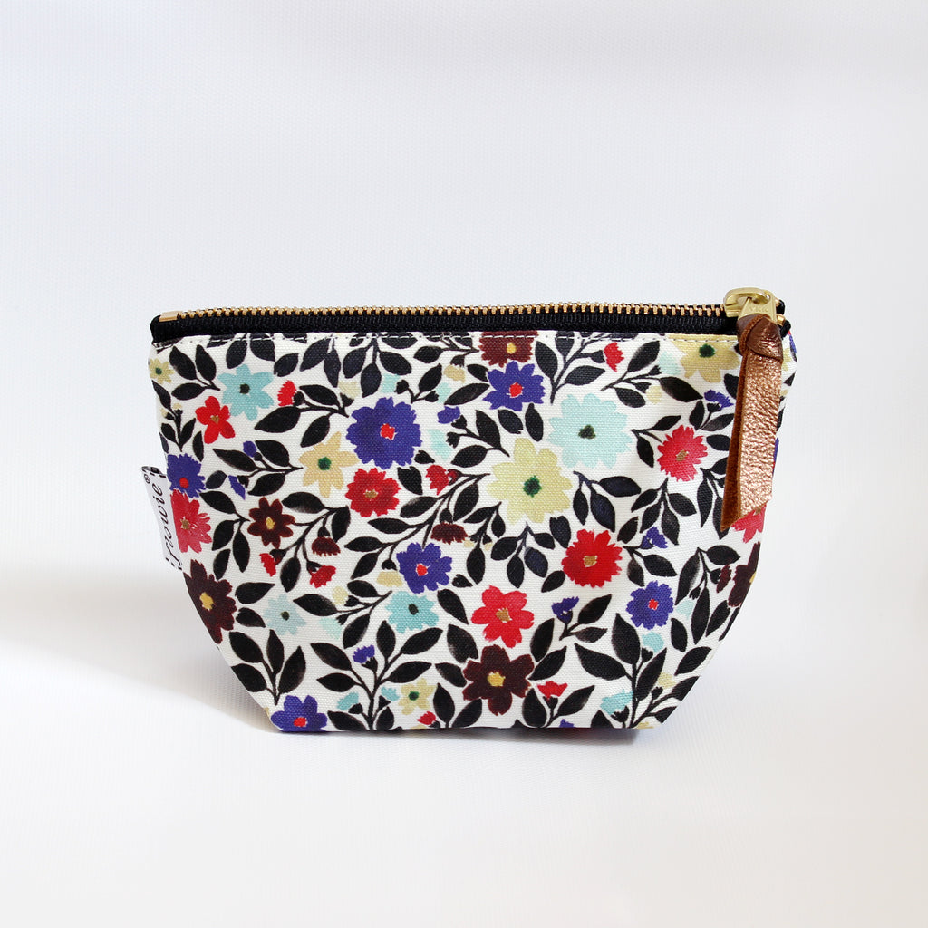 Zipper Pouch, Gemma, black