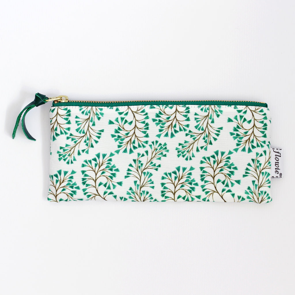 Pencil case pouch, Harper, teal