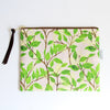 Large Zipper Pouch, Sofia