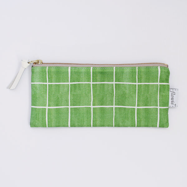 Pencil case pouch, Grid