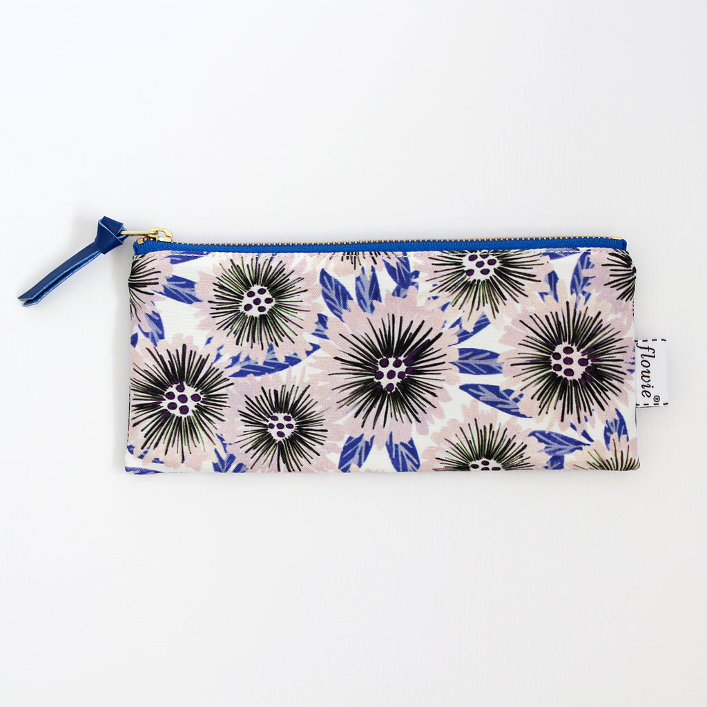 Pencil case pouch, Stella, pink/blue