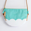 Tulip Crossbody bag, mint