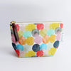Zipper Pouch, Bubbles