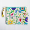 Large Zipper Pouch, Charlotte