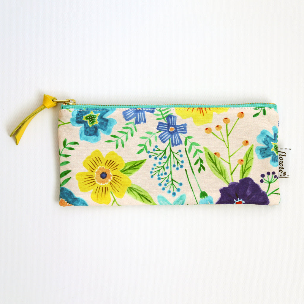 Pencil case pouch, Charlotte