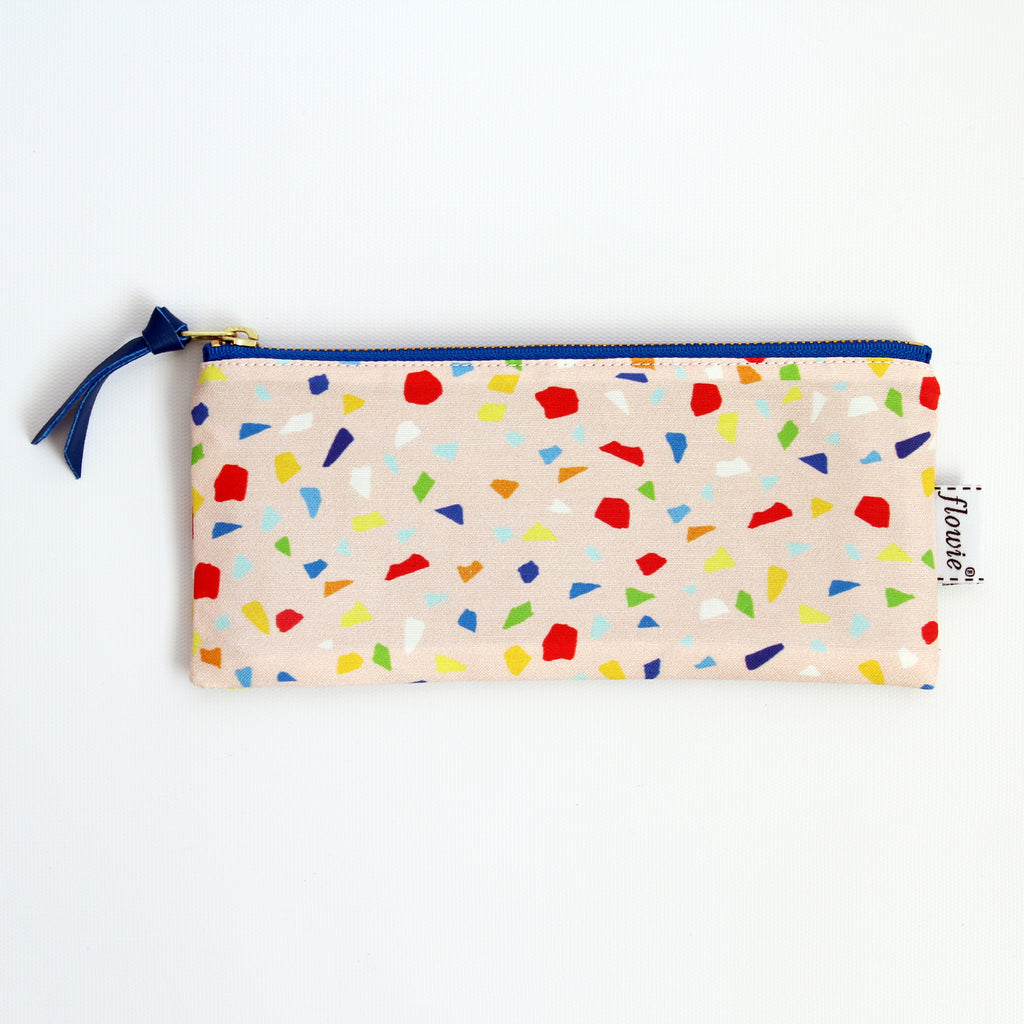 Pencil case pouch, Confetti