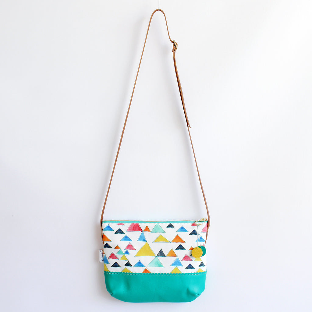 Crossbody Bag, Triangle