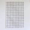 Tea towel, Grid