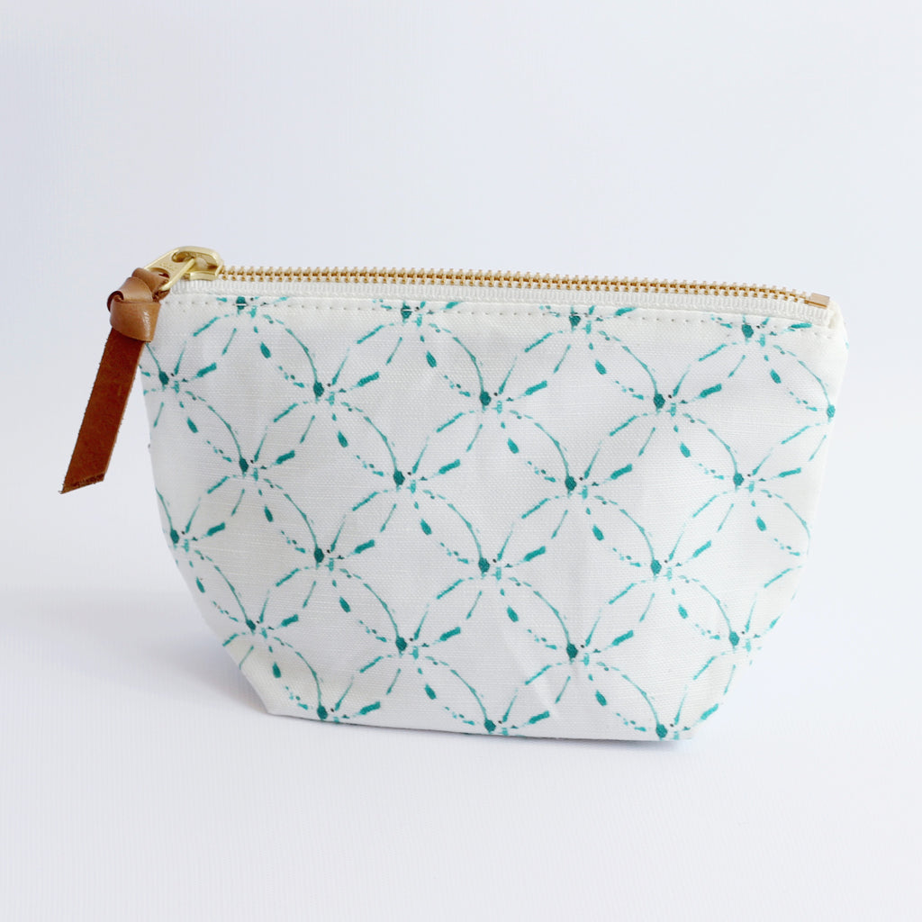 Zipper Pouch, Kate