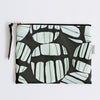 Large Zipper Pouch, Jamie