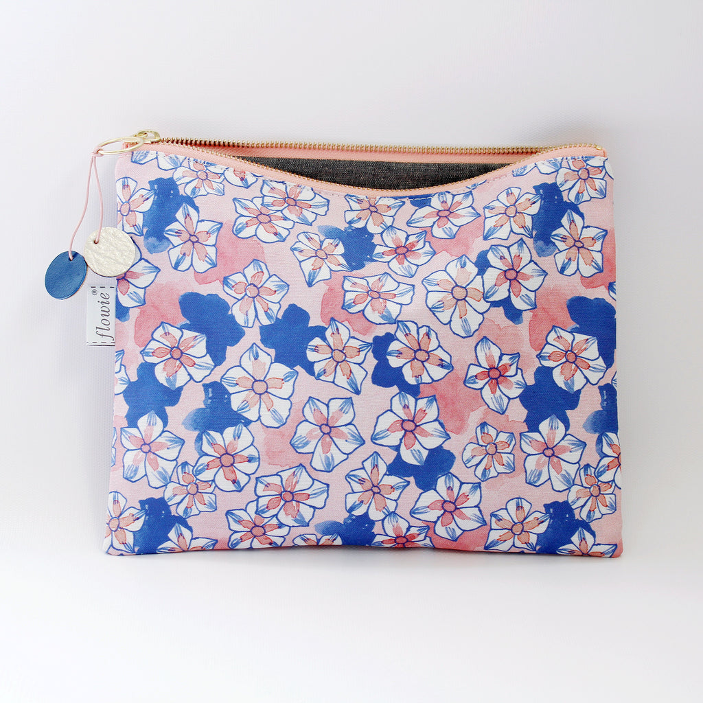 Large Zipper Pouch, Anna