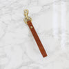 Leather Key Ring Wristlet