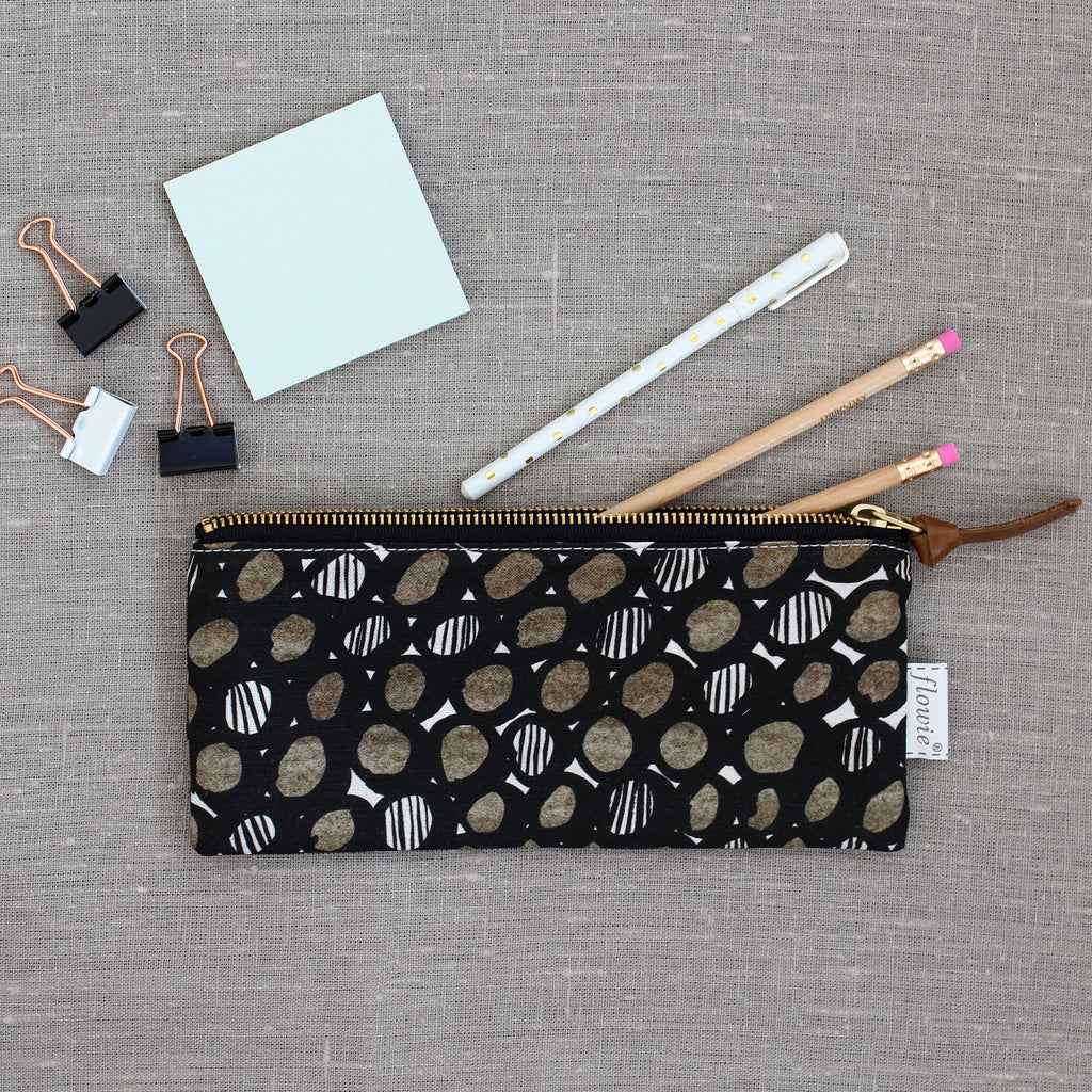 Pencil case pouch, Mila