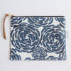 Large Zipper Pouch, Naomi