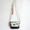 Crossbody Bag, Palm trees