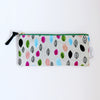 Pencil case pouch, Raining leaves