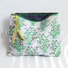 Large Zipper Pouch, Victoria