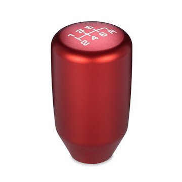 ESCO-T6 Shift Knob in Satin Red Finish (M10X1.5)