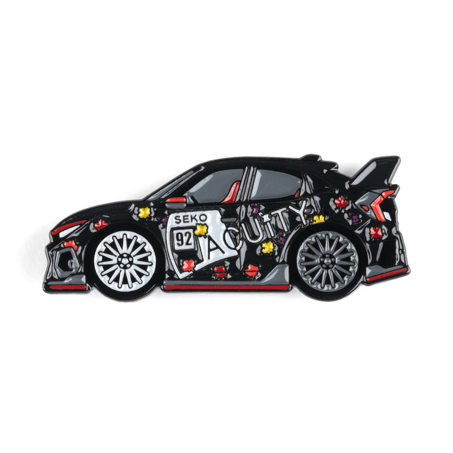 Craig Seko FK8 Type R commemorative lapel pin (Limited Edition)