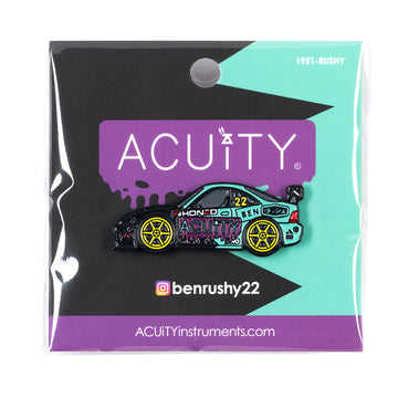 Ben Rushworth K-Swapped Integra lapel pin (Limited Edition)