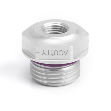 1/8 NPT to -8 O-Ring Boss (ORB) Adapter