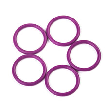 -908 FKM O-Rings for use with -8 ORB Fittings (5-pack)